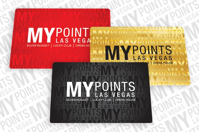 Las Vegas Players Club Card